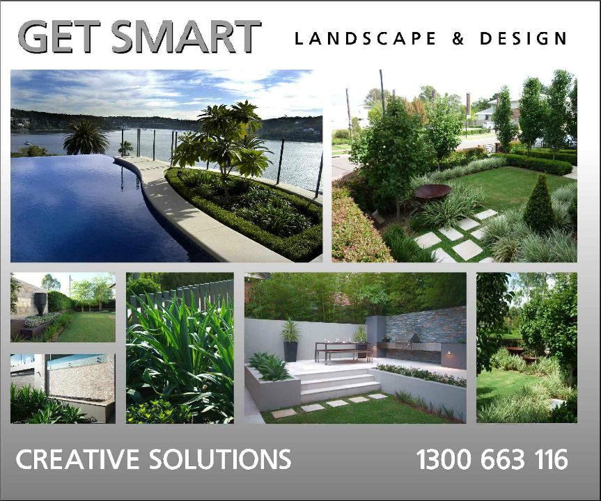 Welcome To Get Smart Landscaping - Get Smart Landscaping
