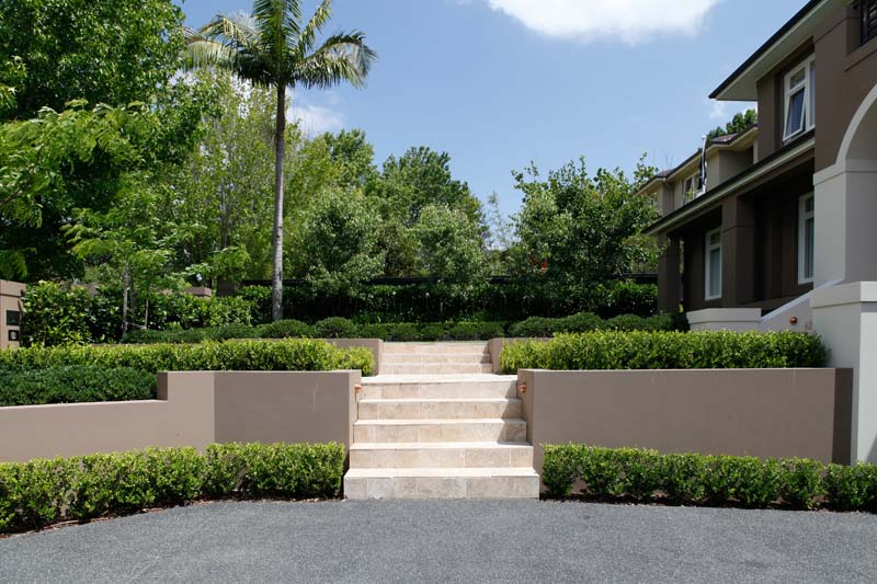 Warrawee Get Smart Landscaping North Shore Sydney